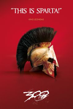 """This is Sparta!"" – 300 ""This is Sparta! Cinema Tv, Cinema Posters, Great Films, Good Movies, 300 Film, Love Movie, Movie Tv, Troy Movie, Sparta 300"