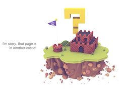 I worked with Veloso on a fun new 404 page for Twitch. Page 404, 404 Pages, Page Design, Web Design, Isometric Design, Error Page, Ui Inspiration, Low Poly, Art Tutorials