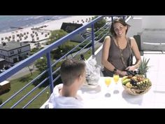 Carat Golf & Sporthotel - Grömitz - Visit http://germanhotelstv.com/caratgolfsporthotel Offering a variety of sports and wellness facilities this family-friendly 4-star hotel in the Baltic Sea resort of Grömitz enjoys direct access to 8 km of sandy beaches. -http://youtu.be/SwpRSIfTg7M