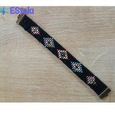 #tezgahtaboncukişi #eldeboncukişi #yüzük #kolye #küpe #bileklik #elemeği #boncuk #boncukdokuma #kilimdokuma #siparisalinir #sevgiyleyapıldı… Bead Loom Bracelets, Loom Beading, Bead Weaving, Jewelery, Pendants, Stitch, Handmade, Loom Bracelets, Bracelets