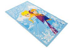 Tappeto Disney di Frozen 1