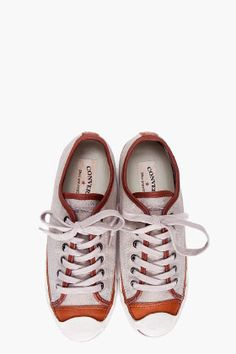 746699ea12e9 CONVERSE BY JOHN VARVATOS    Cobblestone Jack Purcell Sneakers Jack Purcell