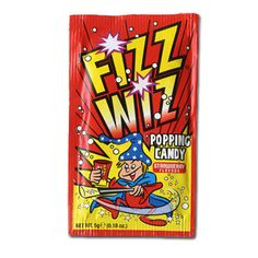 Fizz Whizz Space Dust (party bag)
