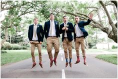 www.vanillaphotography.co.za | Durban wedding photographer, wedding photography, Barker Manor venue, Durban wedding venue, bridal shoot, groom & groomsmen, beige pants, navy suit, different socks, tanned shoes