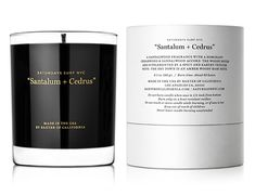 Did some quick math on this one: the new Santalum + Cedrus candle – a co-work from the wonderful Baxter of California line and Saturdays Surf NYC – gives off the scent of dominant cedar-wood & sandalwood accord. You get…
