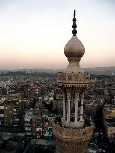 Bab Zuweila, Cairo, Egypt