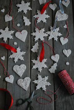 Celebration Treats 4U: DIY joulukoristeet soodataikinasta