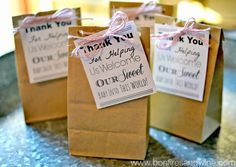 Bonfires and Wine: DIY Labor & Delivery Nurse Gifts