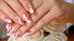 Tuto fleurs hibiscus one stroke et fine dentelle résille