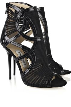 These shoes rock! Obviously are Jimmy Choo...and they cost only €1146,50, on net-a-porter.com