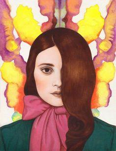 Dans son numéro daté janvier-février 2015, le magazine Femme Majuscule, intéressant média pour l'illustration, mettait en pleine page un beau dessin de Pierre Mornet.