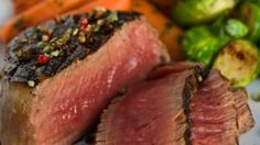 Steak Recipe: Don't let the amount of salt scare you, you wash it off before grilling. This makes the steak taste like a steak from an expensive steak house. Turn Cheap Steak into Prime Steak Recipe Garlic Recipes, Beef Recipes, Cooking Recipes, Cooking Ingredients, Prime Steak, Best Steak, Great Recipes, Dinner Recipes, Favorite Recipes