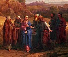 """LECTIO DIVINA: Evangelio del Domingo XXII del tiempo ordinario, ciclo B, 2 de septiembre de 2012  Mc 7,1-8a.14-15.21-23:  """"Dejan a un lado  el mandamiento de Dios,  para aferrarse  a la tradición de los hombres"""""""