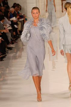 Ralph Lauren Spring 2012 - 20's Glamour - Perfect Dinner Outfit!