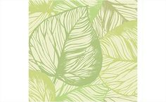 Tropical Leaves Wallpaper from the Eco Chic Collection design by Seabrook Wallcoverings
