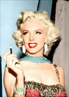 The beautiful, Marilyn Monroe1950's
