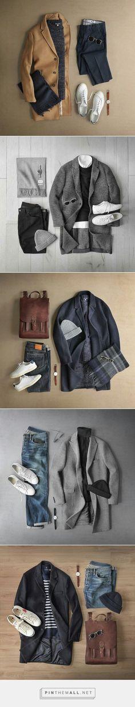 How To Wear overcoat this fall #fallfashion #mensfashion