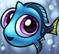 how to draw baby dory drawing tutorial
