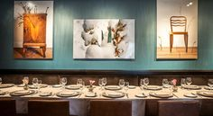Ai Fiori NYC | Langham Place | Fifth Avenue Dining | Chef Michael White | Upscale Fine Dining Midtwon