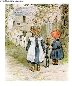 "Beatrix Potter Ginger and Pickles  ""And I feel sure that Anna Maria pockets things— Where are all the cream crackers?"" ""You have eaten them yourself,"" replied Ginger."