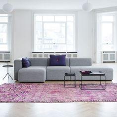 Hay Design Mags Sofa Steelcut Trio 133