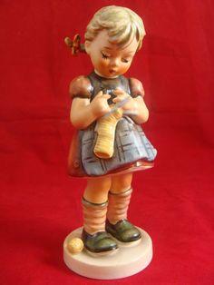 """Vintage Hummel Figurine Goebel #255"""""""