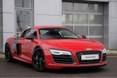 2013 Audi R8 R8 V10 Coupe 5.2 FSI quattro Plus | £99,500