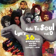 Lyn's Sole To Soul 3.6.2016