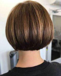 Chic Short Bob Haircuts for 2018