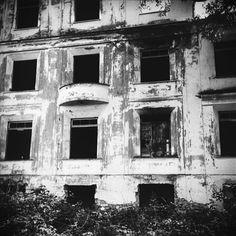 Ex ospedale psichiatrico della #Marcigliana  #asylum #orphanage #abandonedbuilding