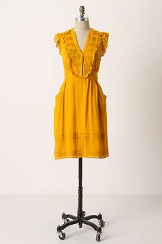 All Seasons Shirtdress - anthropologie.com