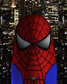 Spider-Man-Daumen