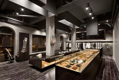 Aegis Shanghai flagship store by Coordination, Shanghai store design