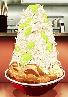 anime food - Tìm với Google