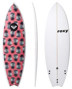 ROXY SLINGSHOT SURFBOARD - PINEAPPLE on http://www.surfstitch.com
