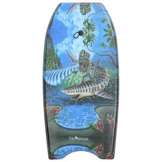 Tiki Shark  Tiger Shark  37-inch Performance Body Board Shark S d0a956e5f2a47