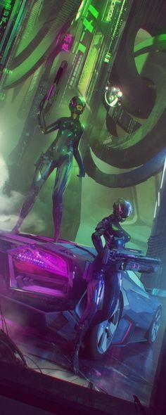 Rude Mechanicals | noisy-pics:   Nitro Patrol by  Alexandr Malex ...
