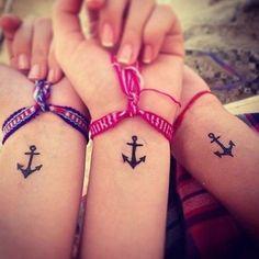 Tatuagens para Melhores Amigas