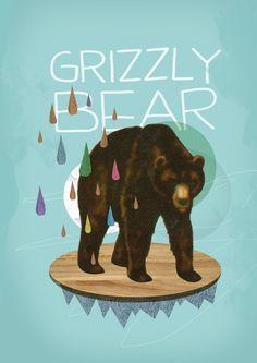 NAZARIO GRAZIANO .com | Grizzly Bear