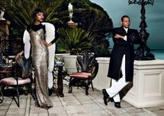 Terrence Howard, Vogue