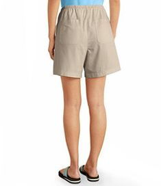 #LLBean: Original Sunwashed Shorts, Canvas