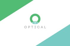 Optical Logo Template by Avartde Gallery on @creativework247