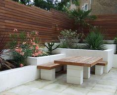 Brilliant Diy Cinder Block Garden Design Ideas 27