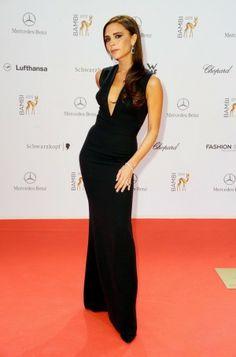 Victoria Beckham wearing Victoria Beckham at the 2013 Bambi Awards