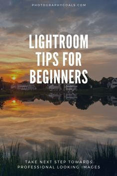 photography editing These Lightroom tips for beginners will get you started on the right path. Avoid the most common beginner mistakes with Lightroom and create professional looking images. How To Use Lightroom, Lightroom Tutorial, Lightroom Presets, Lightroom Effects, Photography Basics, Photoshop Photography, Photography Tutorials, Creative Photography, Photography Backdrops