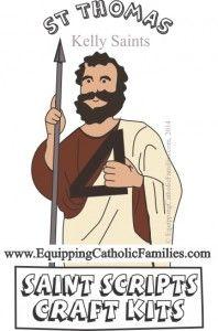 Feast Day Fun: St Thomas the Apostle (July 3)