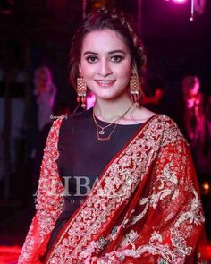 Pre Wedding Party, Pakistani, Sari, Actresses, Celebrities, Fashion, Saree, Female Actresses, Moda