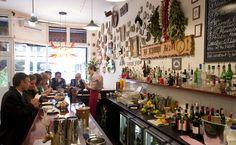 Bar Lourinha, Little Collins Street, Melbourne