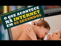 Drops Diário do Curioso - Ep 01: O que acontece na internet em 60 segundos
