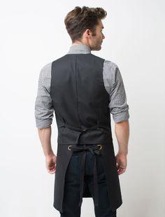 Cargo Crew - Men's Watson Vest - Black - Online Uniform Shop Australia